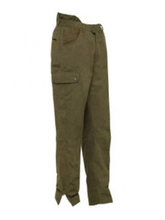Percussion Marly Trouser Dark Khaki