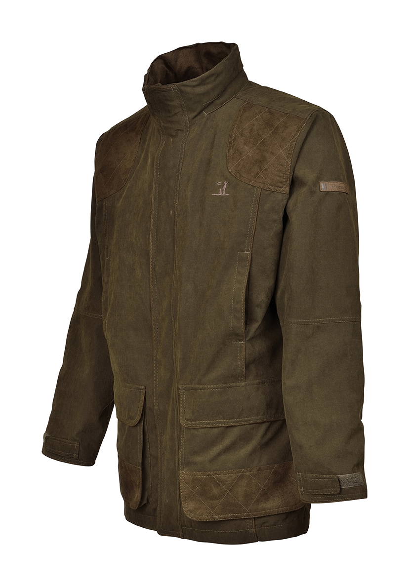 Percussion Marly Jacket Khaki Edinburgh Outdoor Wear