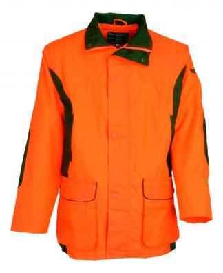 Percussion Kids Renfort Tracking Jacket Orange