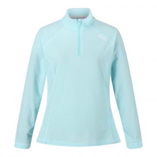 Regatta Montes Fleece Aqua - Outdoor Clothing