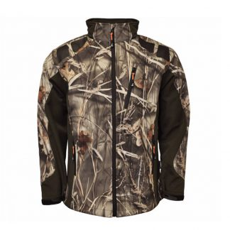 Percussion Softshell Ghost Camo