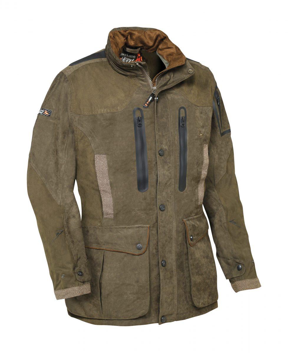 9b47247ce997c Verney-Carron Sika Jacket Khaki - Edinburgh Outdoor Wear