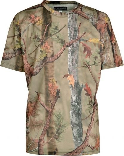 Percussion T-Shirt Ghost Camo Forest