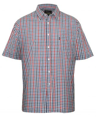 Champion Doncaster Short Sleeve Shirt Blue