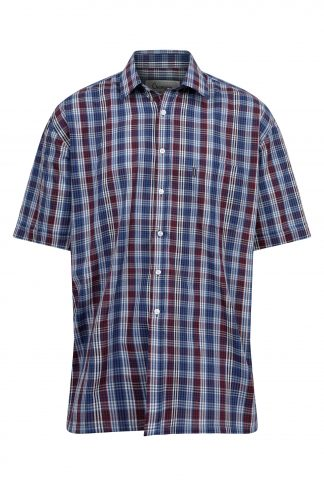Champion Whitby Short Sleeve Shirt Red