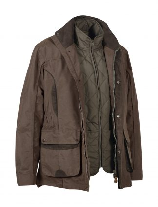 Percussion Normandie 3 in 1 Jacket