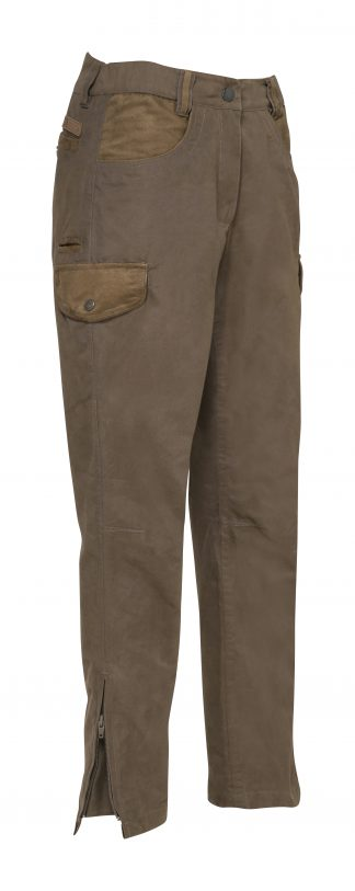 Percussion Ladies Normandie Trousers Marron