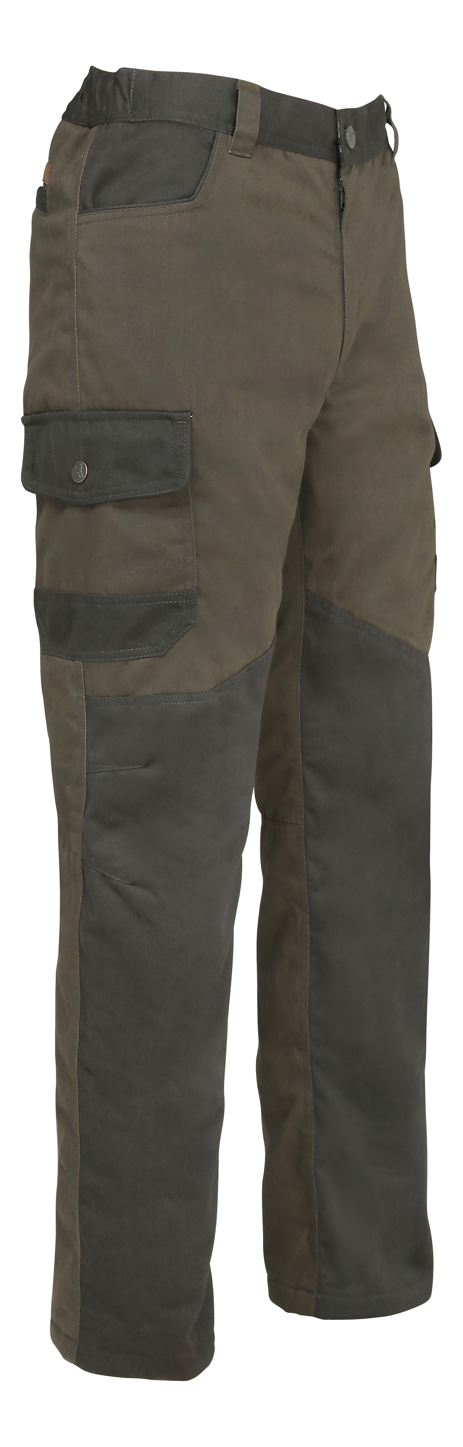 Percussion Tradition Warm Trouser Brown Khaki