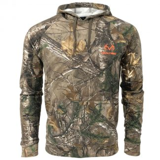 Game Xtra Hoodie Real Tree Camouflage