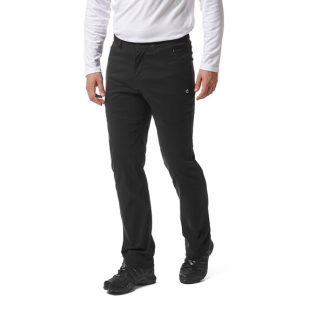 Craghoppers Kiwi Pro Trousers Black - Outdoor Clothing
