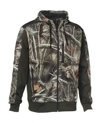 Verney-Carron Wolf Zipped Jacket Ghost Camo