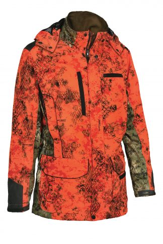 Verney-Carron Ibex 3 in 1 Jacket Snake Orange