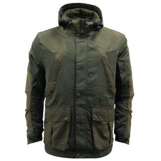 Game Scope Jacket Green