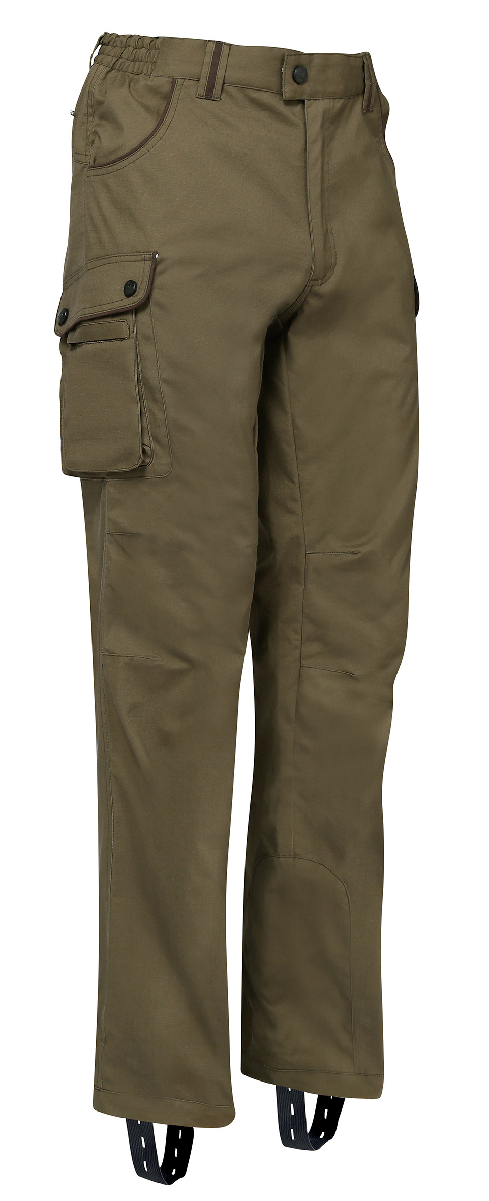 Verney-Carron Hyper Stretch Grouse Trouser Khaki