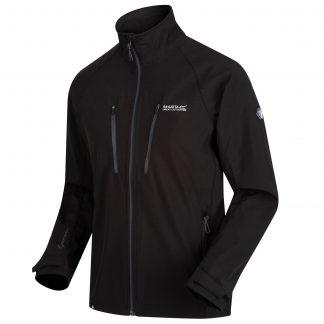 Regatta Nielson Softshell Black - Outdoor Clothing
