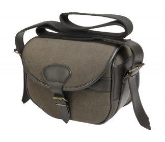 Verney-Carron Perdrix Cartridge Bag Khaki