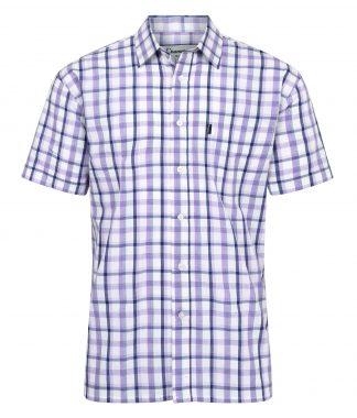 Champion Bude Short Sleeve Shirt Navy