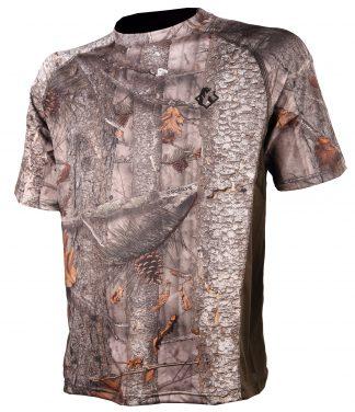 Somlys Short Sleeve 3DX Camouflage Spandex T-Shirt