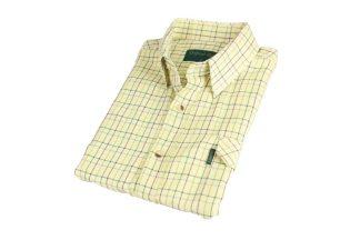 Oxford Blue Darwen Shirt - Green