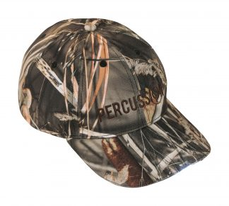 Percussion Baseball Cap With LED Light