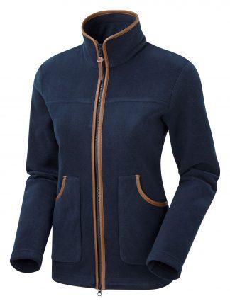 ShooterKing Ladies Performance Fleece Jacket Blue