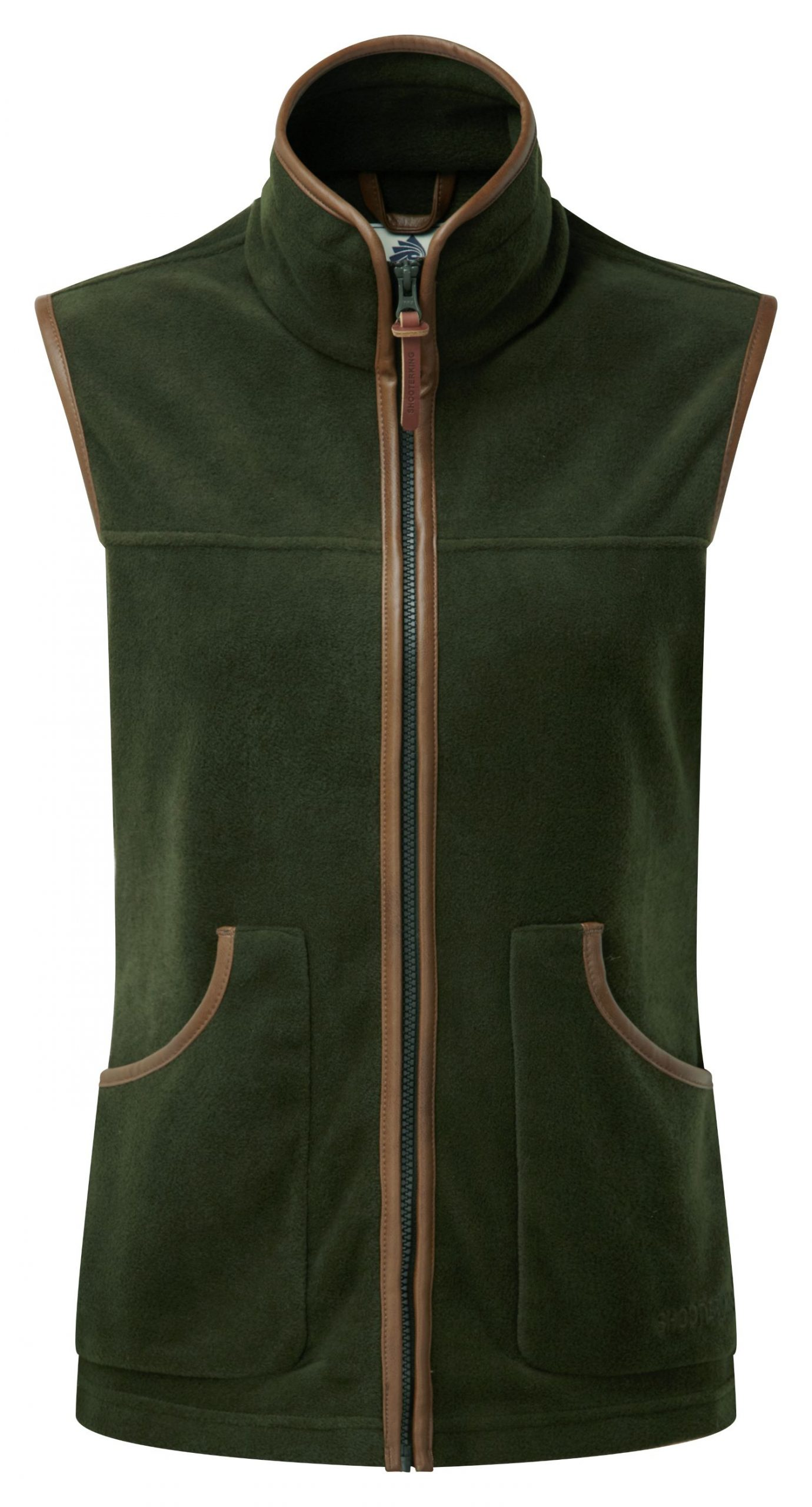 ShooterKing Ladies Performance Fleece Gilet Green