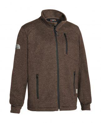 Verney-Carron Mouflon Fleece Brown - - Shooting and Outdoor Clothing