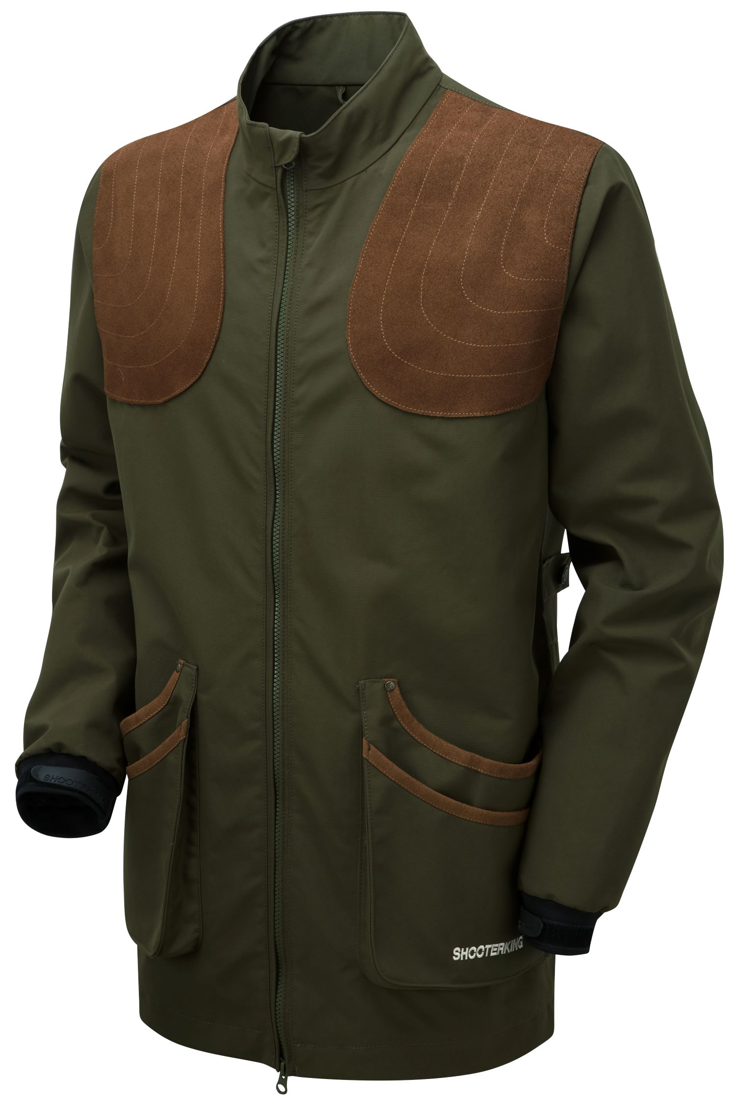 ShooterKing ClayShooter Jacket Green