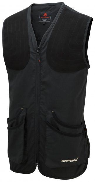 ShooterKing ClayShooter Vest Black