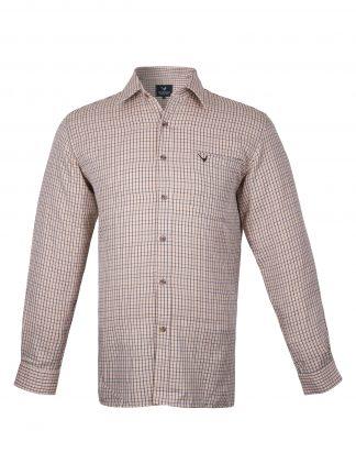 Mens Long Sleeve Country Shirt - Edinburgh Outdoor Wear