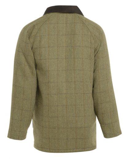 Bronte Kids Tweed Jacket Olive