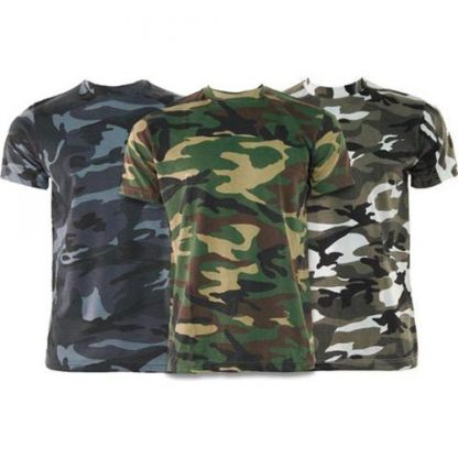 Game Camouflage T-Shirts