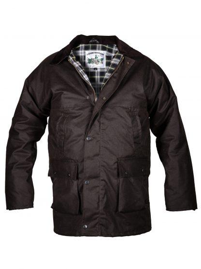 Country Wear Wax Jacket - Edinburgh Outdoor Wear