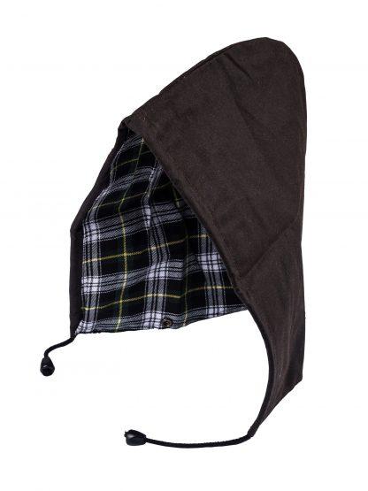 Country Wear Wax Jacket Hood - Edinburgh Outdoor Wear