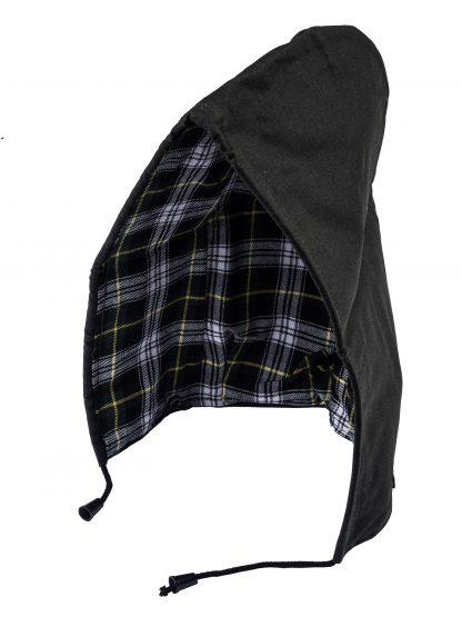 Country Wear Wax Jacket Hood