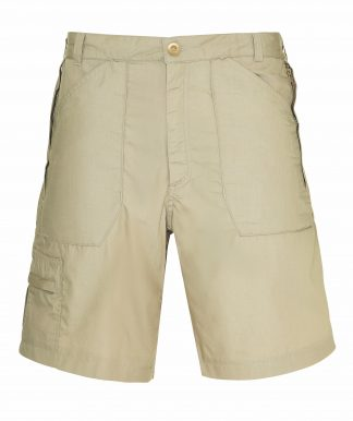 Champion Bretton Shorts in Beige