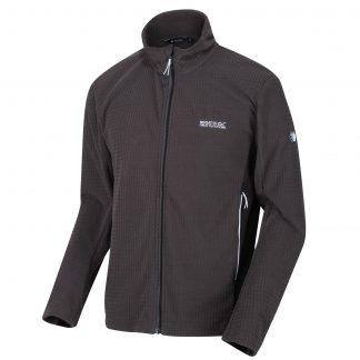 Regatta Full Zip Fleece Grey - Outdoor Clothing