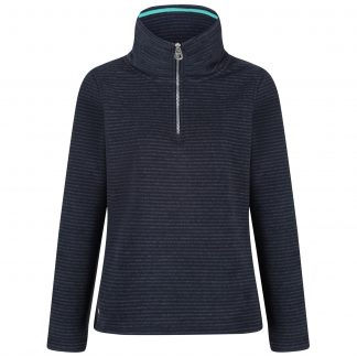 Regatta Solenne Half Zip Fleece Navy - Outdoor Clothing